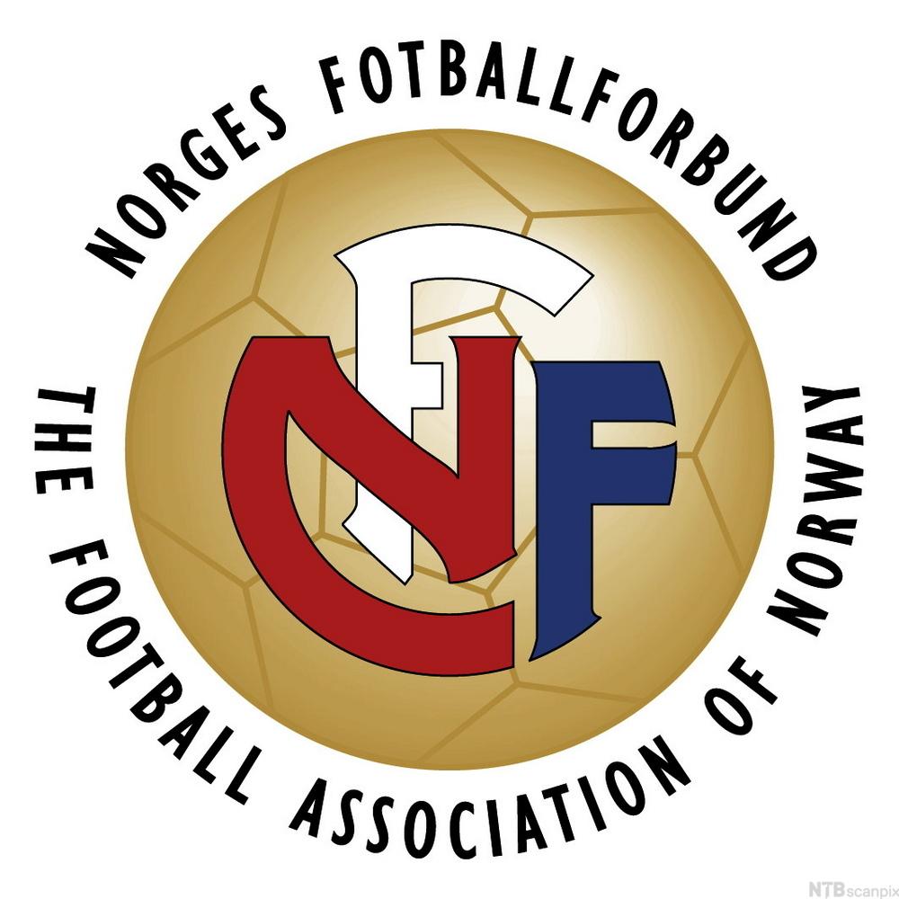 Oslo 20040122 Fotballforbundets nye logo. Illustrasjon: Norges Fotballforbund / SCANPIX